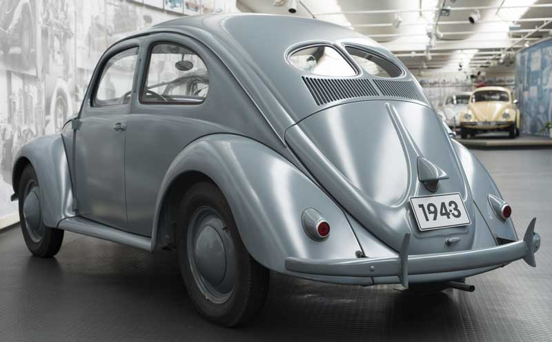 stunning early Beetle