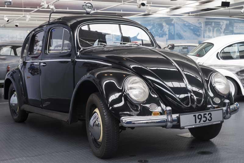 Rometsch 1953 Volkswagen Beetle 4 door Taxi