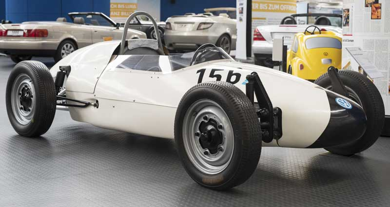 1965 Formula Vee racing car