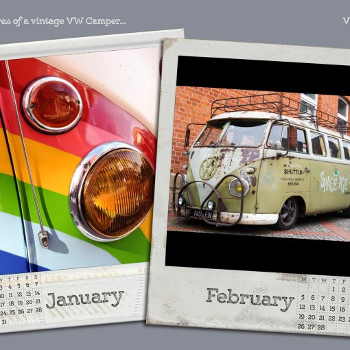 have you got your FREE vdubxs 2018 calendar up on the wall yet?