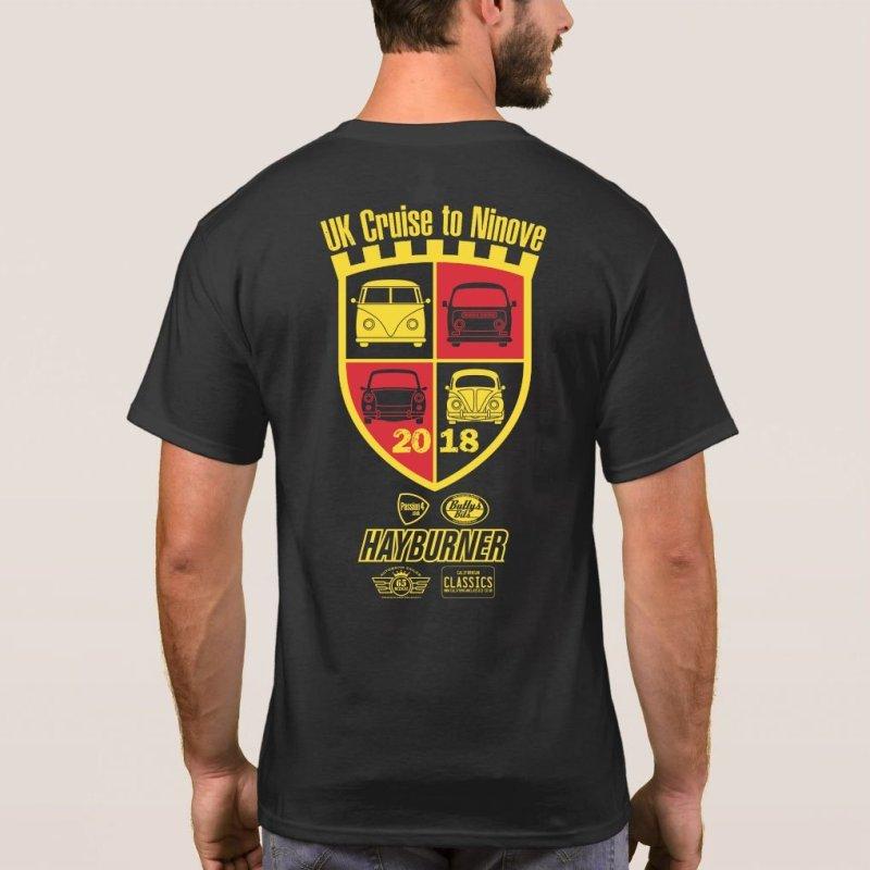 my Cruise to Ninove t-shirt design