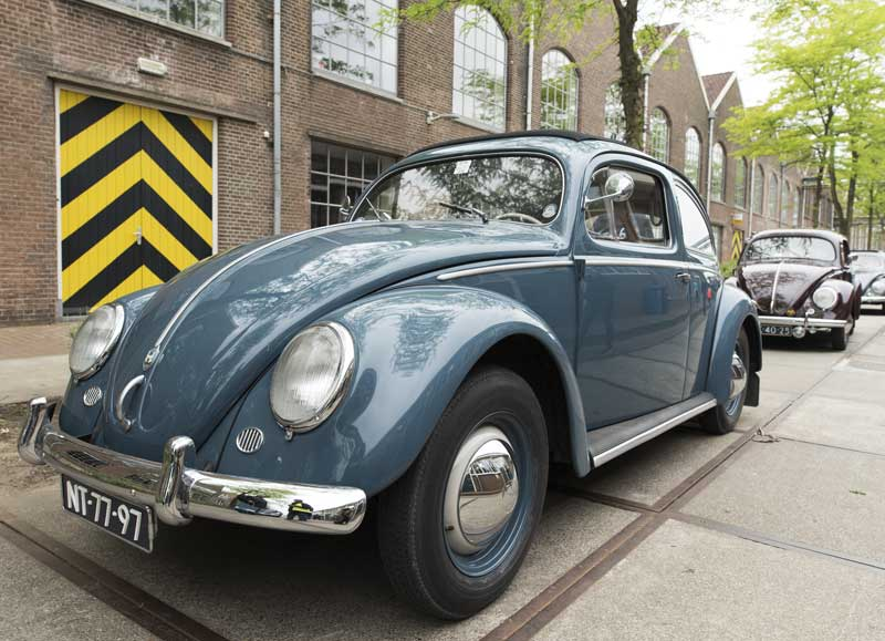 yes please – awesome ragtop split window Beetle