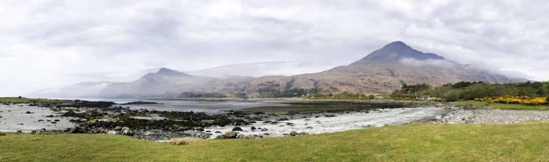 Lochbuie landscape