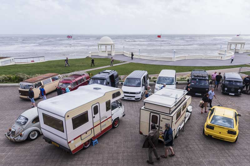 great to have a car show with a seaside location