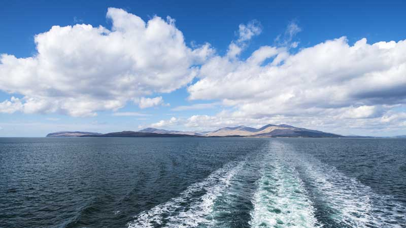 a fond farewell to the magnificent Isle of Mull