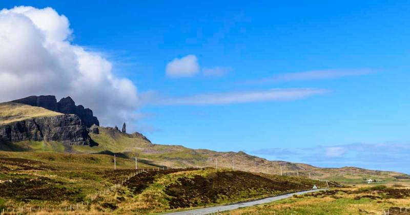 the dramatic and iconic Old Man of Storr