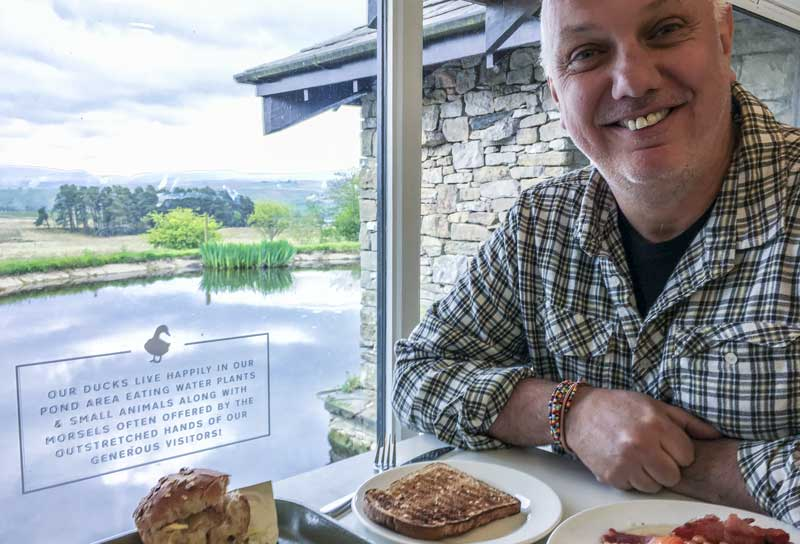 Tebay services – best UK service station ever!