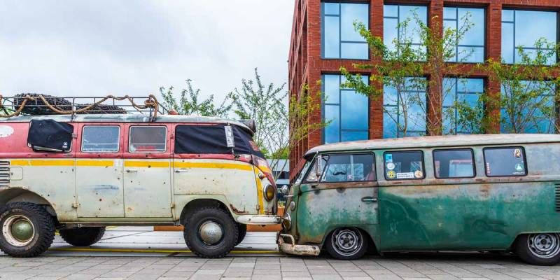 the highs and lows of the Ben Pon Barndoor bus gathering