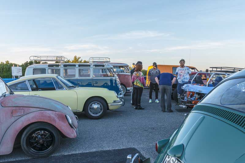 great local air-cooled turn out