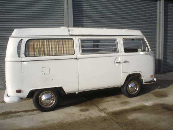(1969 production year) 1970 Model VW Early Bay Westafalia