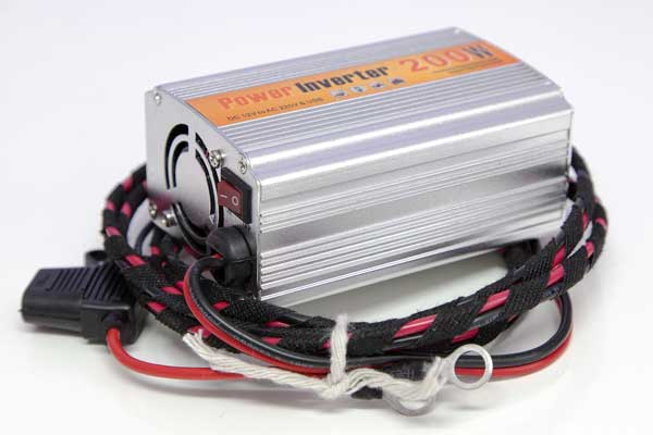 inline fused 200w relay