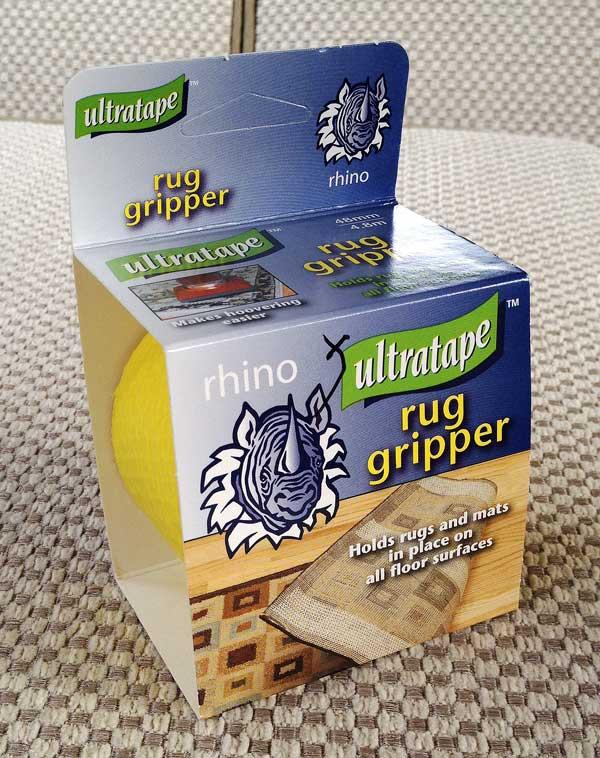 Rhino Ultratape rug gripper (48mm x 4.800mm)