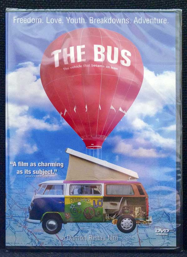 Brighton Breeze bargain from Cool Flo – the bus movie DVD