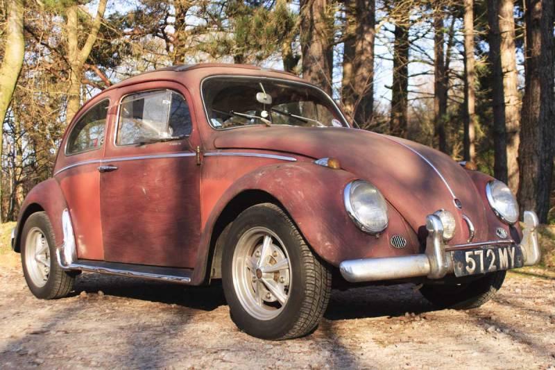 still miss my old super solid 1960 RHD golde ragtop Beetle