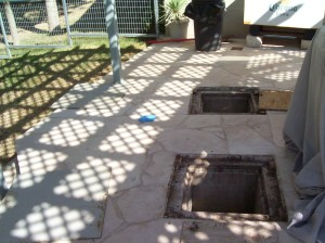Building Near and Over Septic Tanks