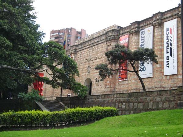 El Museo Nacional De Bogota