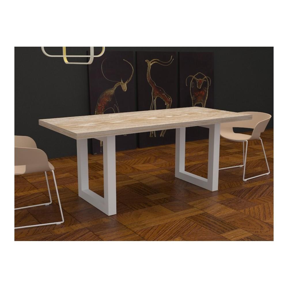table de cuisine table de cuisine jacob en bois massif