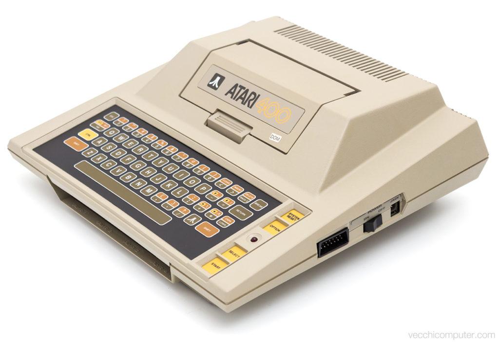 Atari 400 (1979) | Vecchi computer