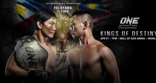ONE CHAMPIONSHIP: KINGS OF DESTINY!