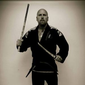 Sifu Mike Mather is een Extreme Martial Arts Stylist