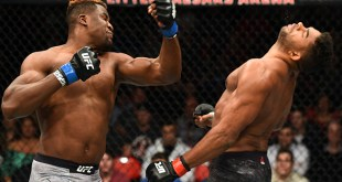 Alistair Overeem zwaar knockout tegen Francis NGannou (video)