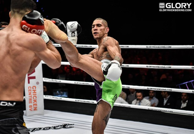 GLORY Kickboxing kondigt events aan voor oktober 2020