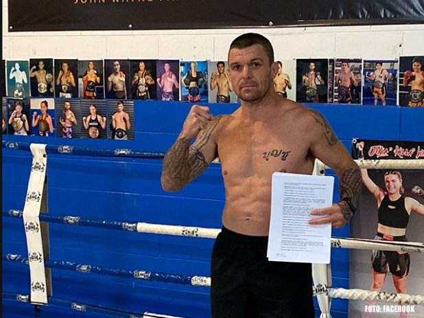 Kickbokslegende John Wayne Parr maakt ONE debuut in december