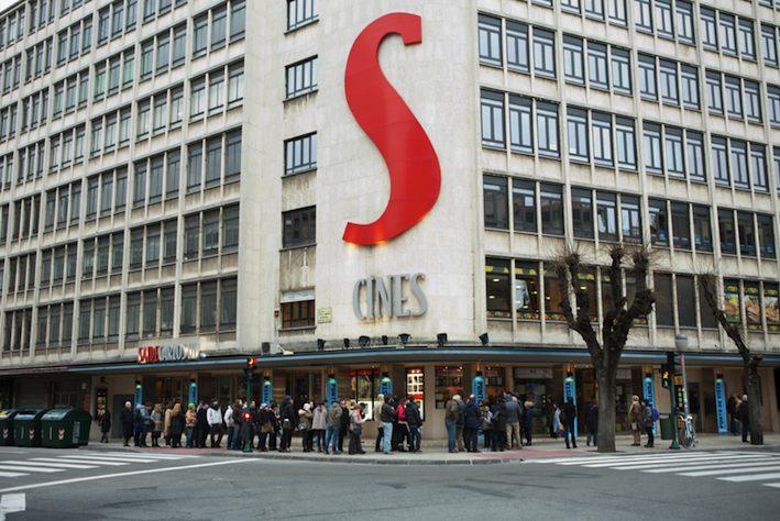 Saide propone la reconversión de los cines de Carlos III en viviendas