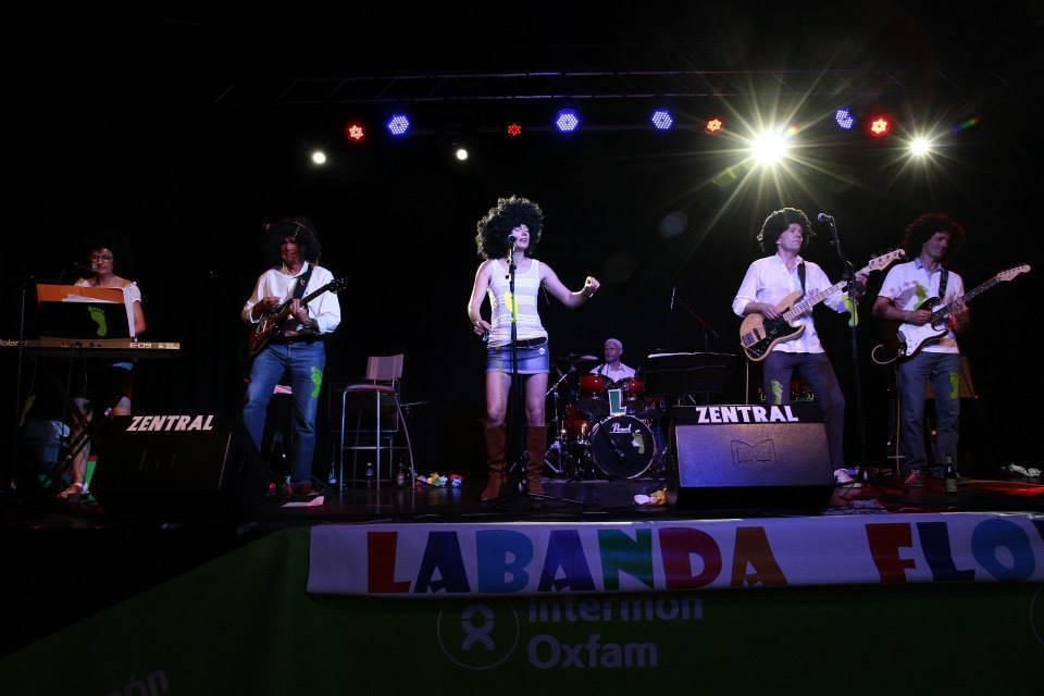 El grupo Labanda Flowers actuará en la Avenida Carlos III
