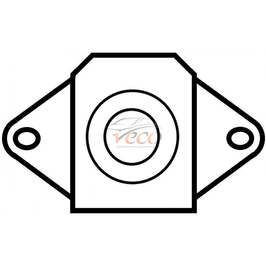 UNIVERSAL 12 VOLT STARTER SOLENOID 231525 TORO 47-1910