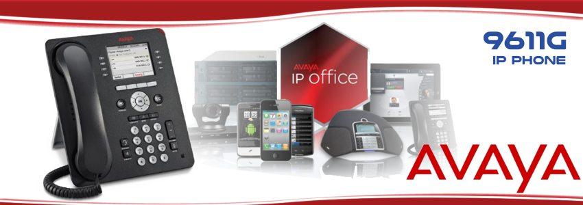 Avaya 9611G IP Deskphone Dubai