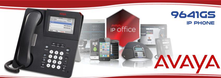 Avaya 9641GS IP Deskphone Dubai
