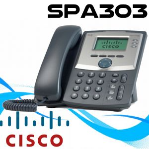 Cisco-SPA303-SIP-Phone-Dubai-UAE