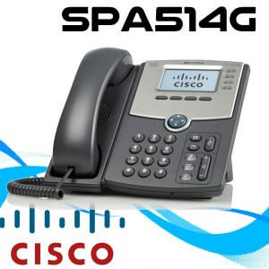 Cisco-SPA514G-SIP-Phone-Dubai-UAE