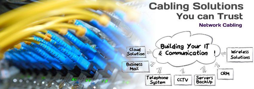 network wiring 7 blade trailer diagram with brakes structured cabling dubai data uae fibre utp rack