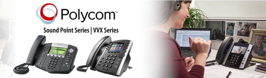 Polycom IP Phones Dubai | Polycom Phones UAE | VVX & Sound Point