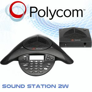 Polycom-Soundstation2w-Dubai-UAE