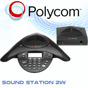 Polycom-Soundstation2w-Dubai-UAE