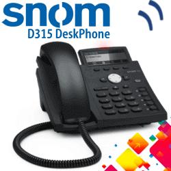 Snom-D315-Desk-Phone-Dubai-UAE