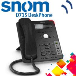 Snom-D715-IPPhone-Dubai-UAE