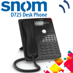 Snom-D725-IPPhone-Dubai-UAE