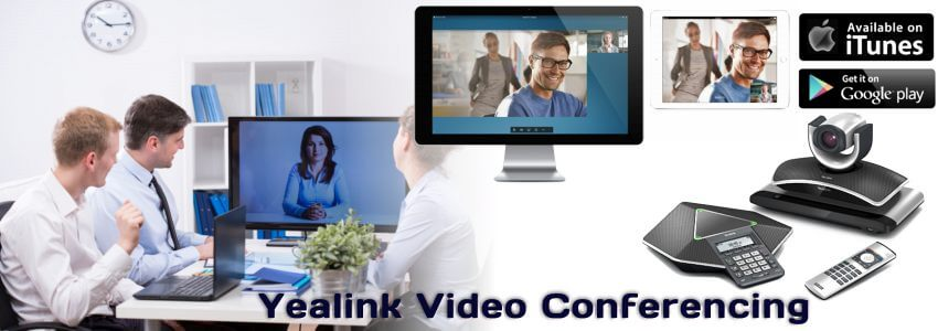 Yea;ink Video Conferencing System Dubai