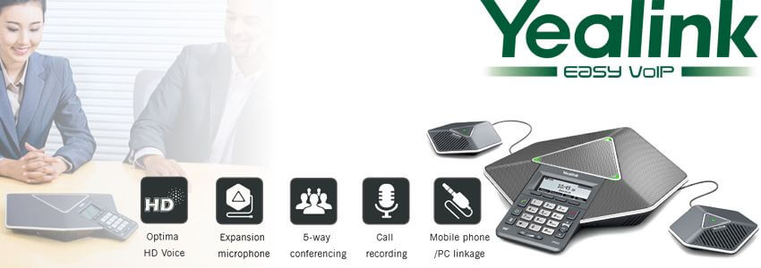 Yealink Conference Phone UAE
