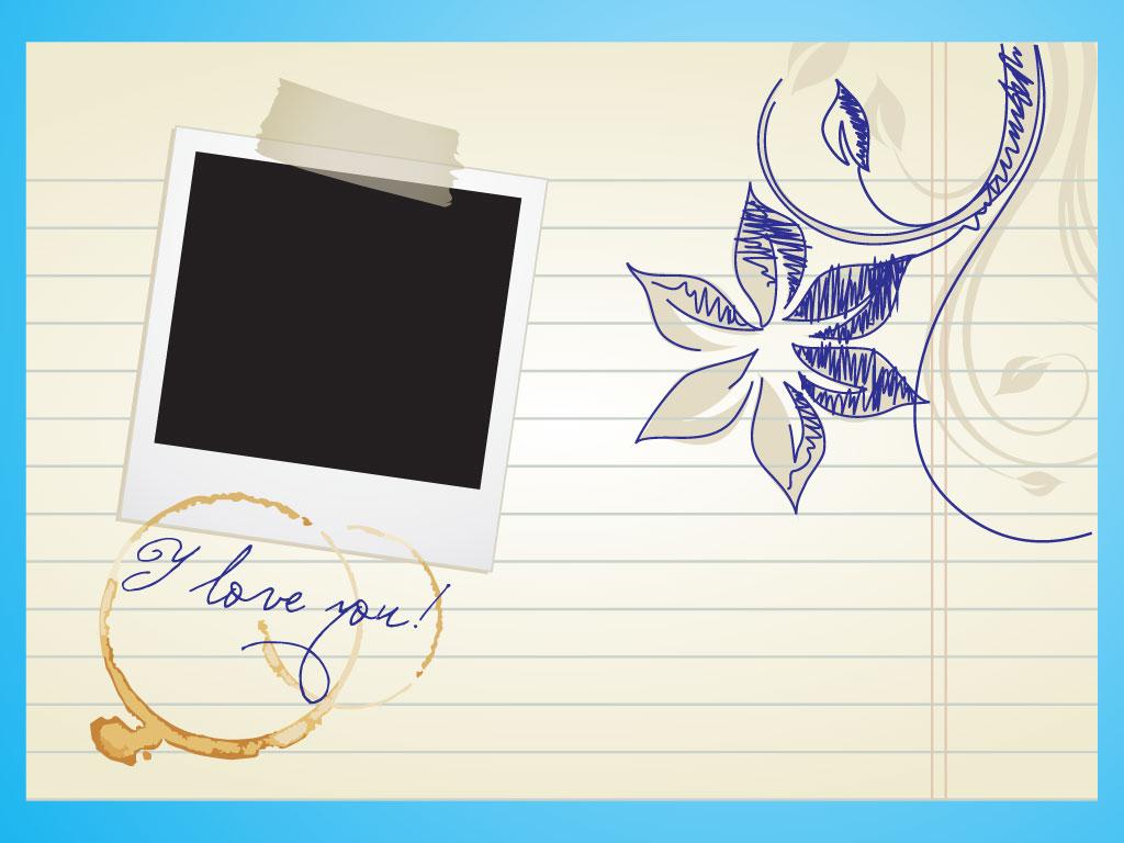 Love Letter Template .
