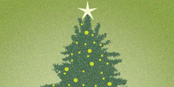 10 Christmas Adobe Illustrator Tutorials