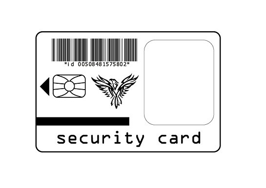 Nice Security Badge Template Pictures >> Security Badge