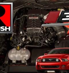 roush phase3 supercharger kit 11 14 mustang gt [ 1280 x 854 Pixel ]