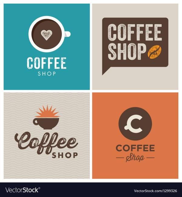 Logo Coffee Vector Art - Vectors 1299326