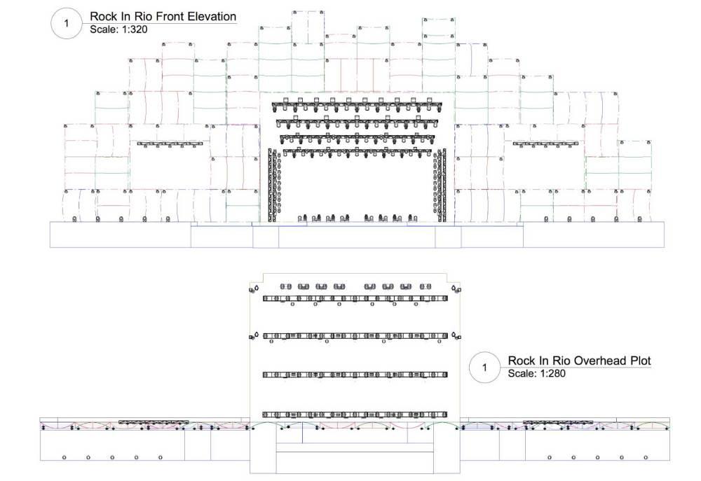 medium resolution of rock in rio lisbon stage design by woodroffe bassett