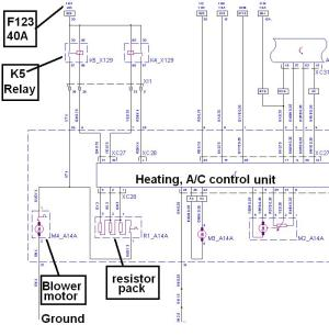 Vauxhall Vectra B Wiring Diagram